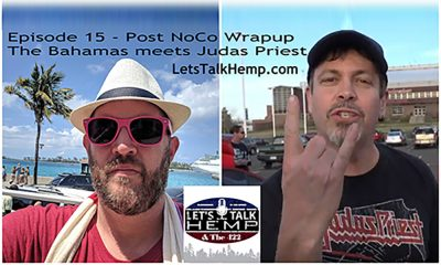 Morris and RIck, Let's talk hemp podcast