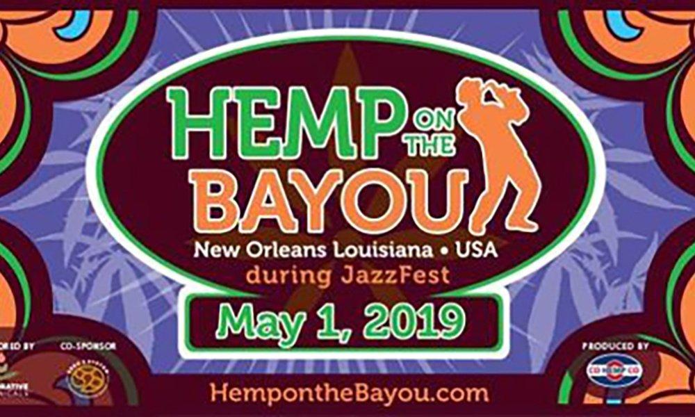 Hemp on the Bayou