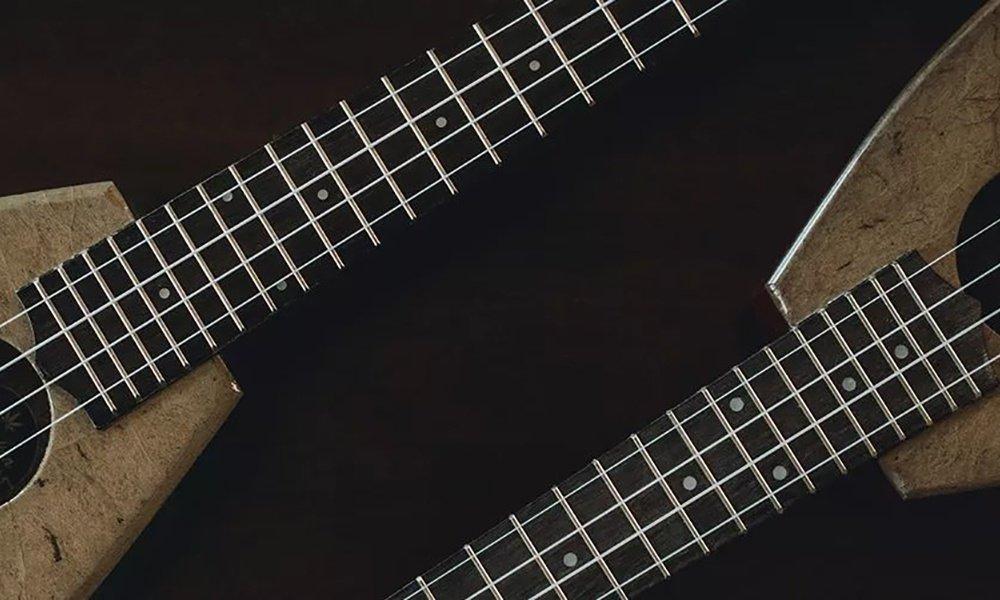 Hemp ukulele