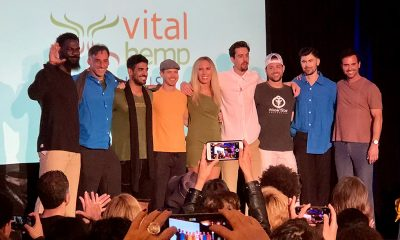 Hemp-based clothing brand Vital Hemp was featured on the runway at the Style & Sustainability Fashion Show in Santa Monica, CA, in December 2019, presented by the City of Santa Monica's Office of Sustainability and the Environment, Lexus Santa Monica, and Sustainable Works.