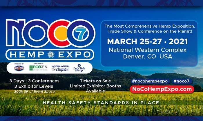 NoCo Hemp Expo - Denver, Colorado