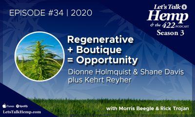 Regenerative Boutique equals Opportunity