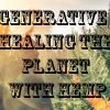 regenerative: healing the planet with hemp