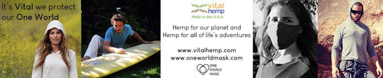 vital hemp ad