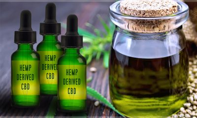 Hemp Derived CBD