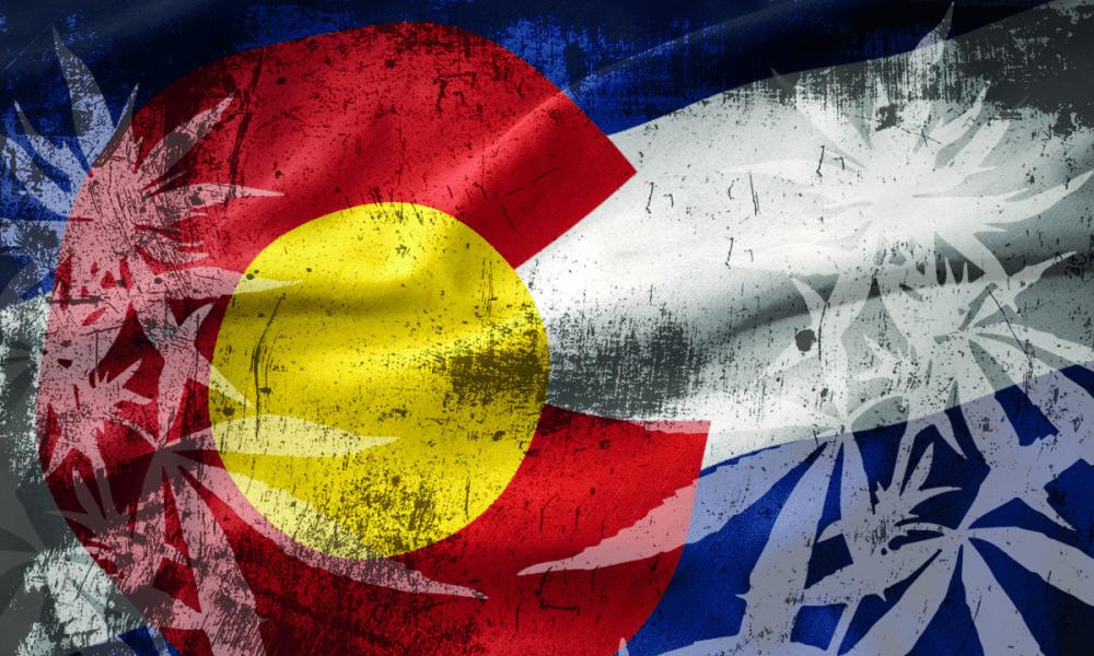 Colorado Hemp Flag