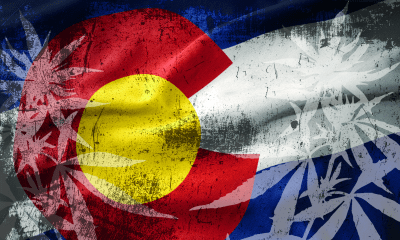 Colorado Hemp Flag