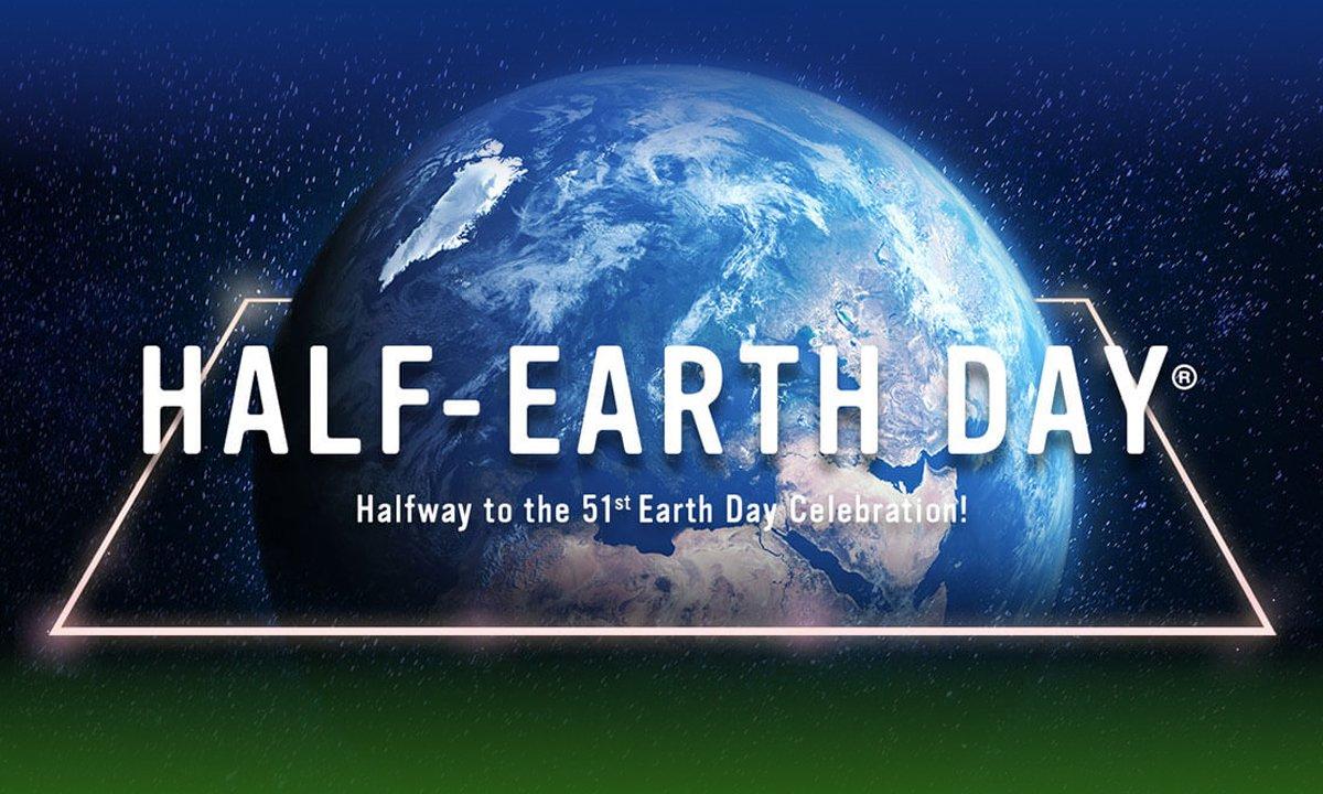 Half-Earth Day