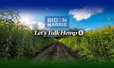 BIden-Harris, let's talk hemp newsletter