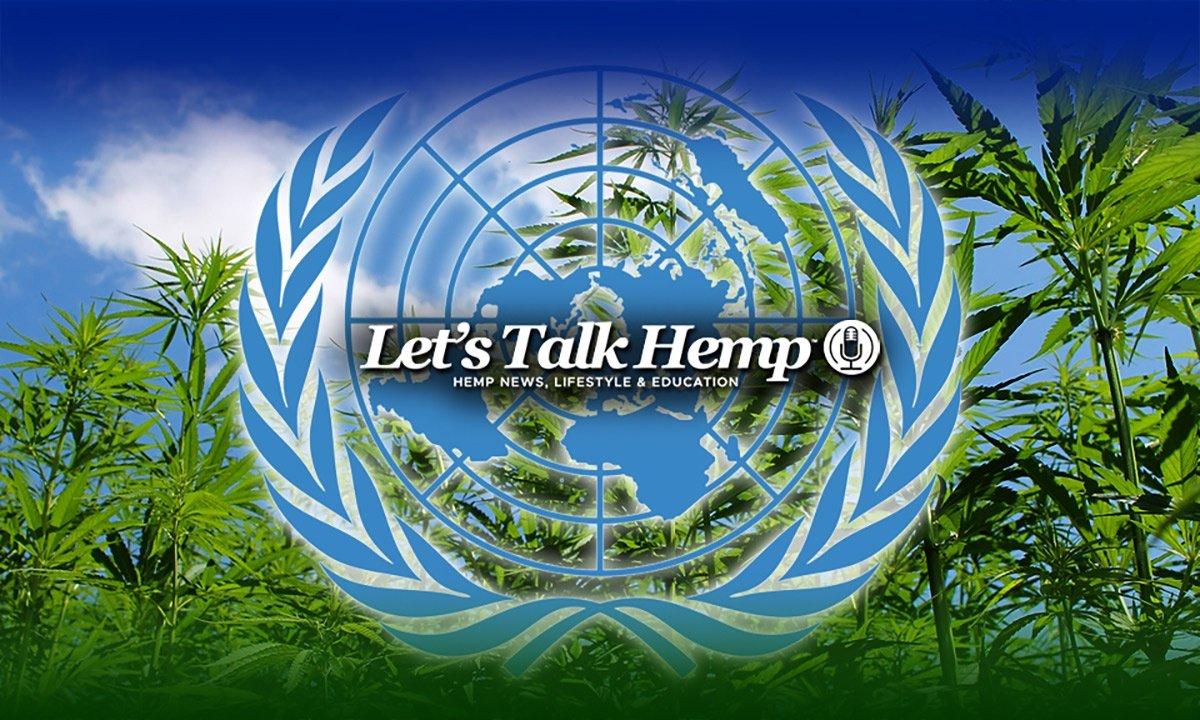 UN Talks about hemp - Let's Talk Hemp Newsletter