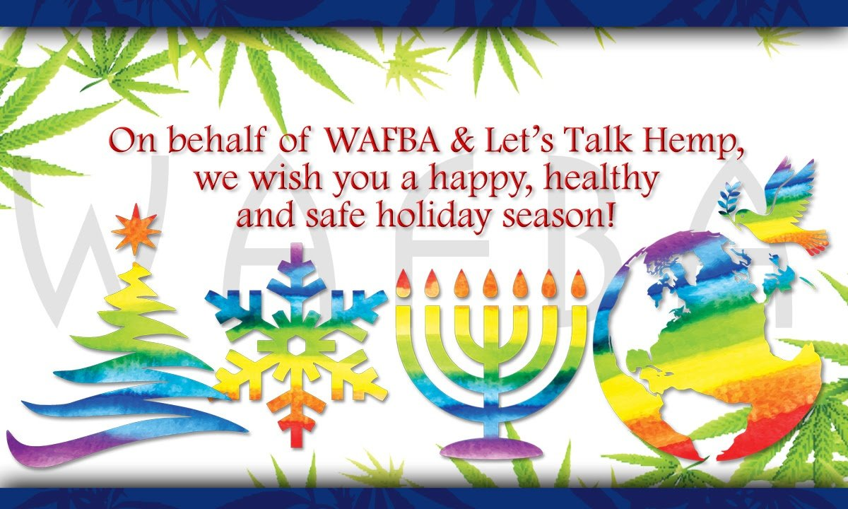 Happy holidays from WAFBA