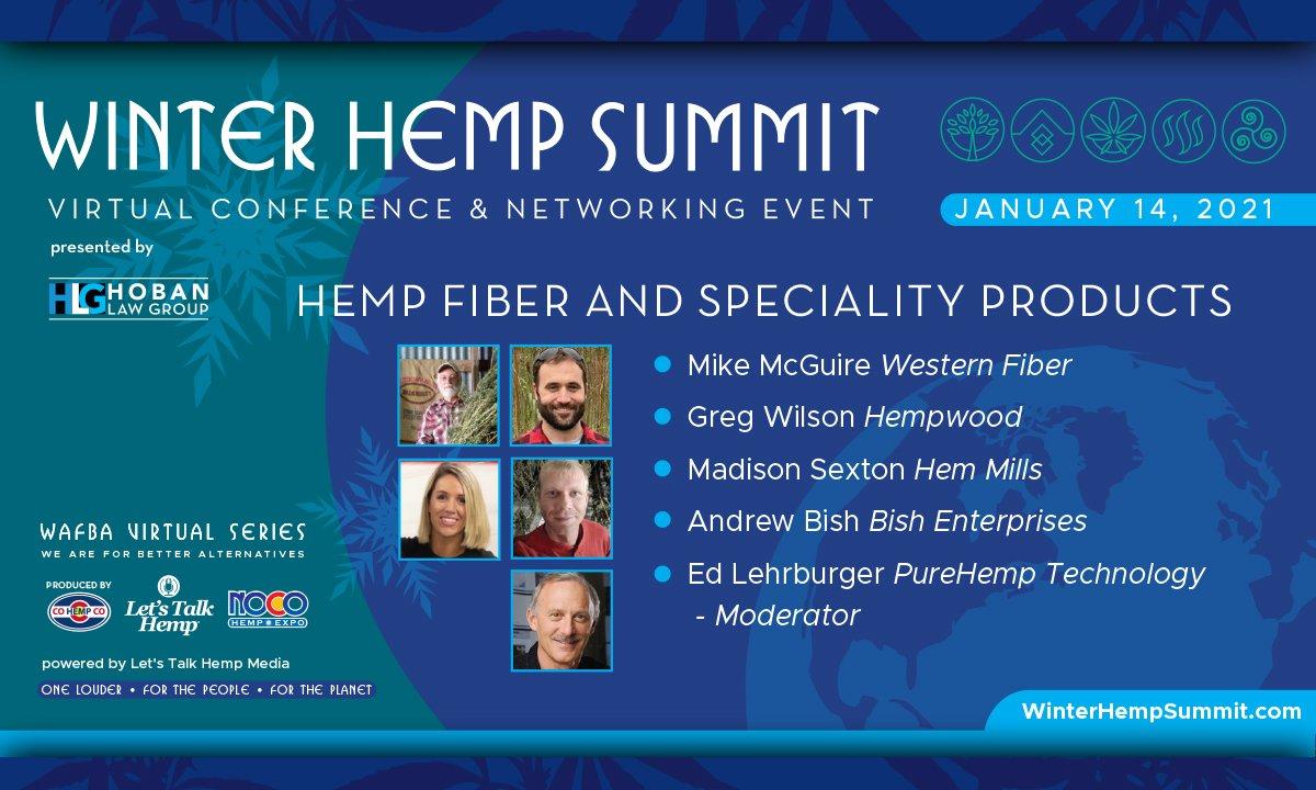 Winter Hemp Summit