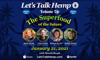 Let's talk Hemp Podcast - the superfood