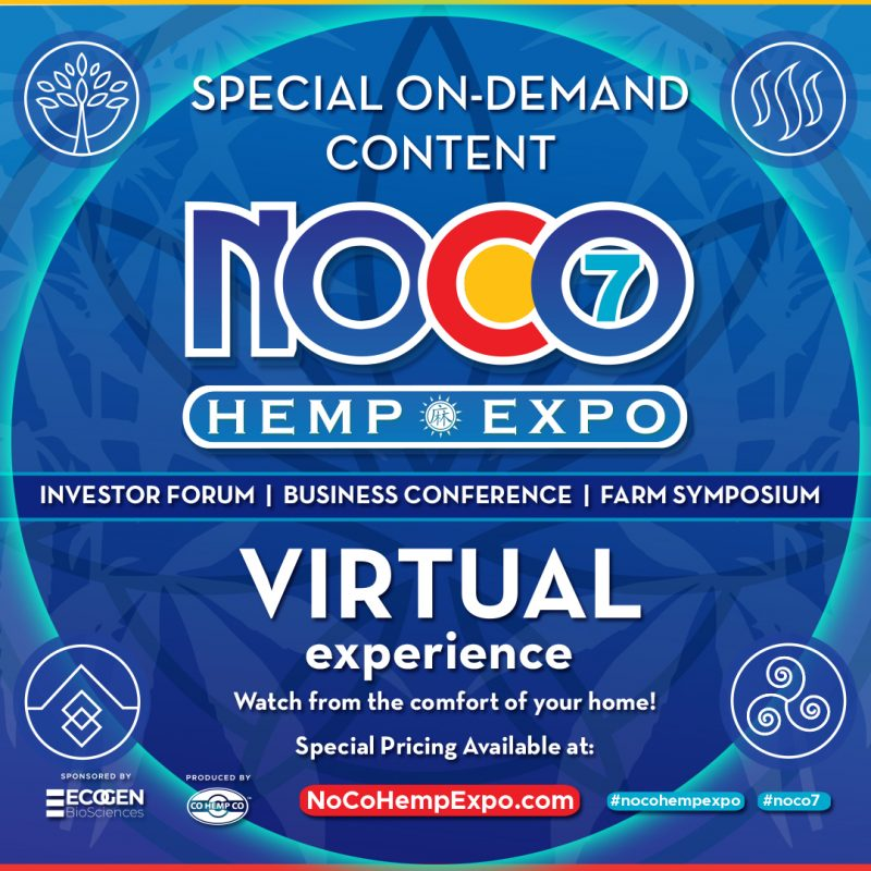 NoCo Hemp Expo Virtual