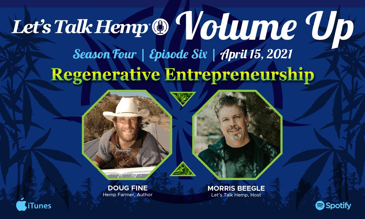 Let's Talk Hemp Podcast with Guest Doug Fine