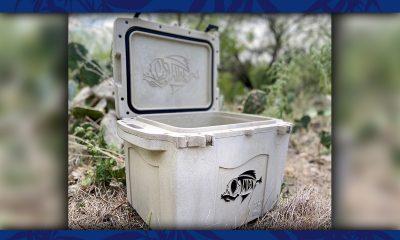 hemp plastic cooler