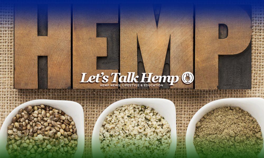 Let's Talk Hemp Newsletter