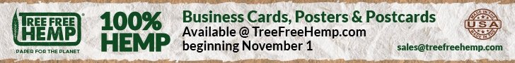 Tree Free Hemp Paper